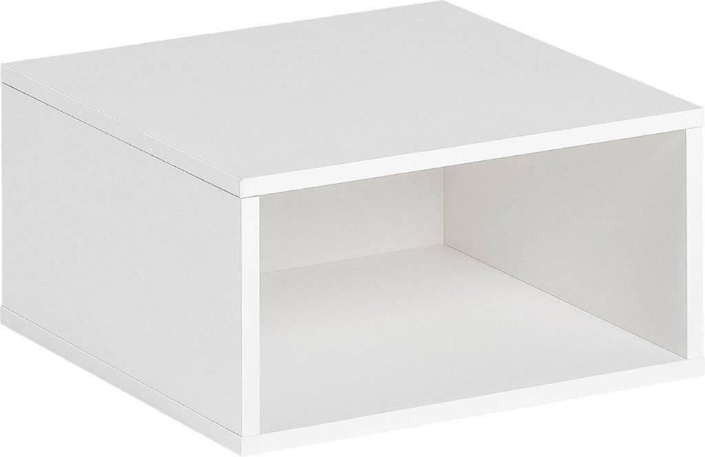 Ανοικτό κουτί αποθήκευσης Balance Small-Λευκό