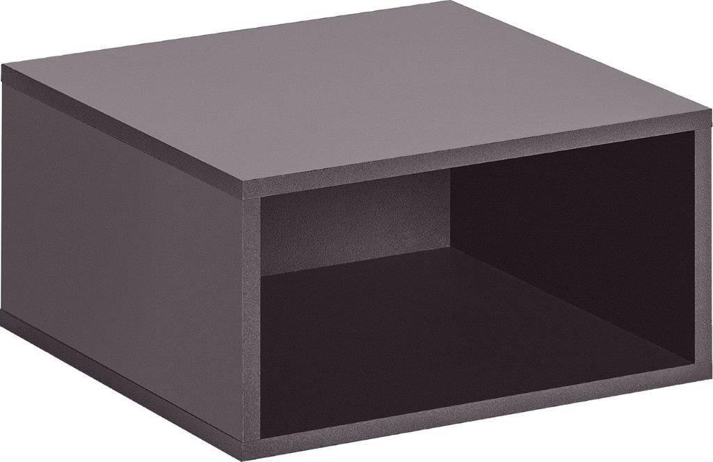 Ανοικτό κουτί αποθήκευσης Balance Small-Μαύρο