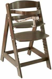 Καρέκλα φαγητού Femy-Καφέ