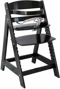 Καρέκλα φαγητού Femy-Μαύρο