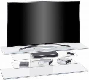 Βάση τηλεόρασης Ruben-Λευκό