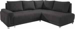 Γωνιακός καναπές Brandon-Αριστερή-Γκρι