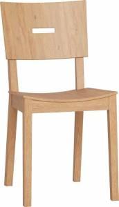 Καρέκλα Simple-Φυσικό