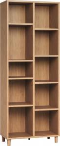Βιβλιοθήκη Simple 2x5-Φυσικό