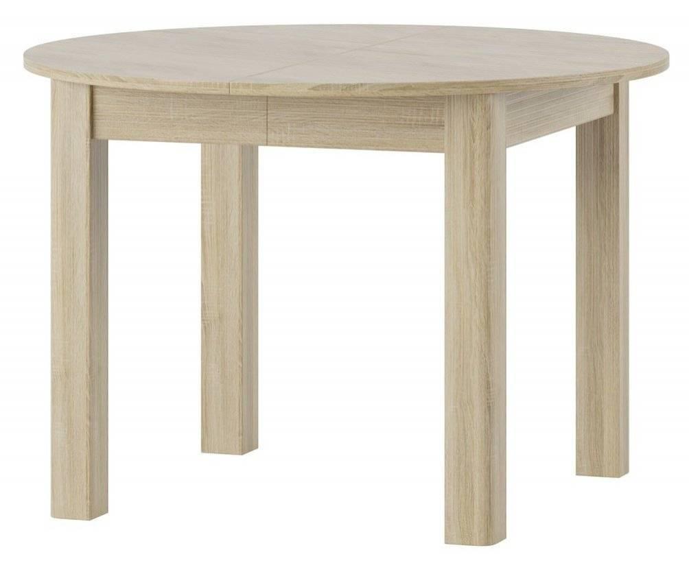 Τραπέζι Turan επεκτεινόμενο-Φυσικό