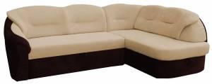 Γωνιακός καναπές Audrey-Δεξιά-Μπεζ