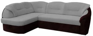Γωνιακός καναπές Audrey-Αριστερή-Γκρι Ανοιχτό