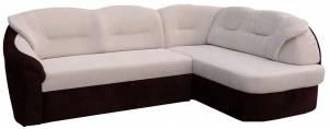 Γωνιακός καναπές Audrey-Δεξιά-Κρεμ