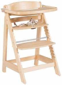 Καρέκλα φαγητού Fino-Φυσικό