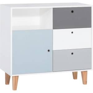 Συρταριέρα Concept-Γαλάζιο