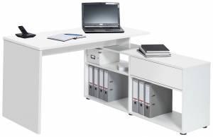 Γραφείο Solit-Λευκό