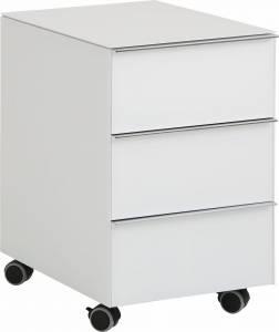 Συρταριέρα Emerik-Λευκό