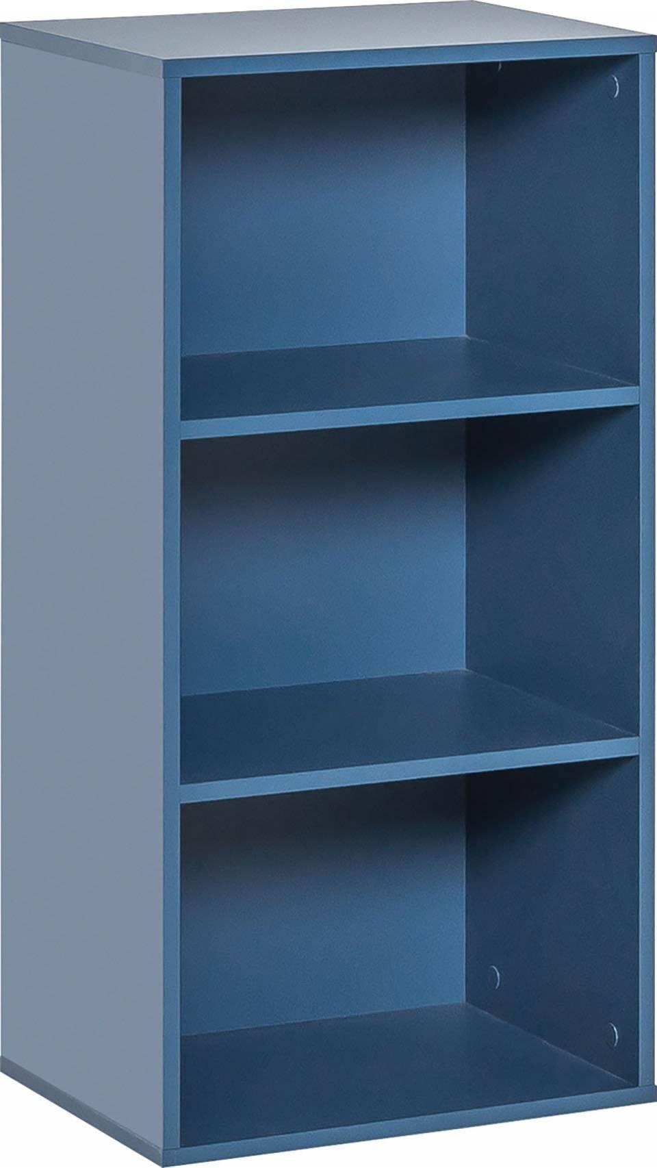 Βιβλιοθήκη mini Stige-Μπλε