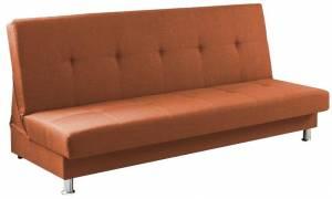 Καναπές - κρεβάτι Jolio-Πορτοκαλί
