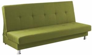 Καναπές - κρεβάτι Jolio-Πράσινο