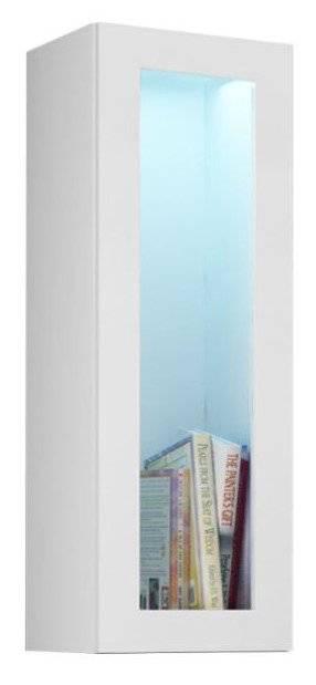 Βιτρίνα glass Vigo κρεμαστή-35 x 32 x 90 εκ.
