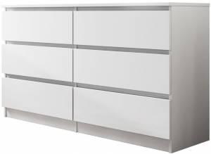 Συρταριέρα Malwa ΙII-Λευκό
