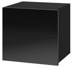 Κρεμαστό ντουλάπι Calabrini mini-Μαύρο