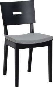 Καρέκλα Simple II-Μαύρο
