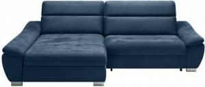 Γωνιακός καναπές Alpaca-Mple Skouro-Αριστερή