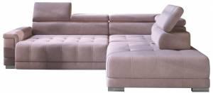 Γωνιακός καναπές Carmel-Roz-Δεξιά