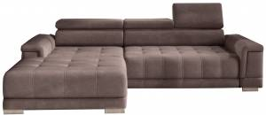 Γωνιακός καναπές Carmel mini-Kafe-Αριστερή
