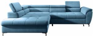 Γωνιακός καναπές Thora-Mple-Αριστερή