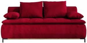 Καναπές-κρεβάτι Alabama-Kokkino