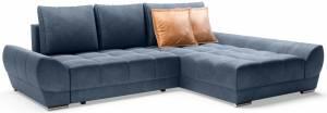 Γωνιακός καναπές Violanda-Αριστερή-Mple
