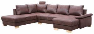 Γωνιακός καναπές Garren plus-Δεξιά-Mporntw