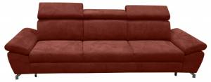 Καναπές Sussex Τριθέσιος-Kokkino