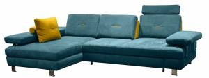 Γωνιακός καναπές Coventry-Δεξιά-Petrol