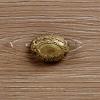 ΒΙΤΡΙΝΑ MELODY HM7010.01 ΕΚΡΟΥ ΚΑΦΕ ΠΑΤΙΝΑ 55Χ35Χ146 εκ.