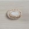 ΒΙΤΡΙΝΑ MELODY HM7010.02 ΛΕΥΚΗ ΓΚΡΙ ΠΑΤΙΝΑ 55Χ35Χ146 εκ.