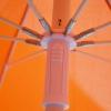 ΟΜΠΡΕΛΑ ΘΑΛΑΣΣΗΣ HM6015.02 ΠΟΡΤΟΚΑΛΙ 2.00μ 8 ΑΚΤΙΝΕΣ FIBERGLASS