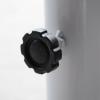 ΒΑΣΗ ΟΜΠΡΕΛΑΣ 60mm x 45εκ ΜΕΤΑΛΛΙΚΗ ΣΤΑΘΕΡΗ ΓΙΑ ΚΟΡΜΟ ΕΩΣ Φ60 HM6011