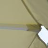 ΟΜΠΡΕΛΑ ΕΠΑΓΓΕΛΜΑΤΙΚΗ 2.20μ ΑΛΟΥΜΙΝΙΟΥ ΣΤΡΟΓΓΥΛΗ ΕΚΡΟΥ HM6012