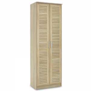 Παπουτσοθήκη-ντουλάπα SANTE 21 ζεύγων χρώμα sonoma 60x37x183εκ