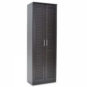 Παπουτσοθήκη-ντουλάπα SANTE 21 ζεύγων χρώμα wenge 60x37x183εκ