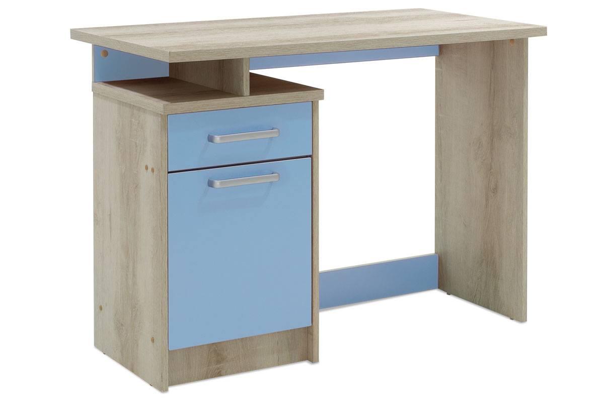 Γραφείο παιδικό Looney χρώμα castillo-μπλε 100x55x75εκ