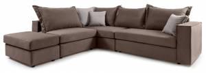 Γωνιακός καναπές Mocca