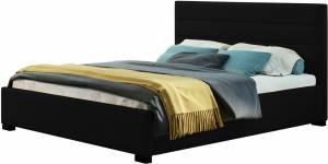 Επενδυμένο κρεβάτι Mauro-140 x 200