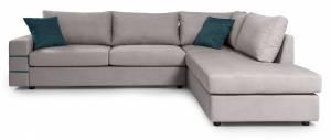 Γωνιακός καναπές -Gkri Anoixto-Δεξιά