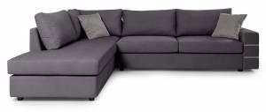 Γωνιακός καναπές -Gkri-Αριστερή