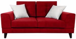 Καναπές διθέσιος-Kokkino
