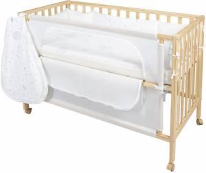 Κρεβάτι βρεφικό Φυσικό