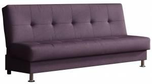 Καναπές κρεβάτι Μωβ