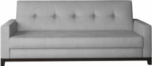 Καναπές τριθέσιος-Gkri anoixto - mauro