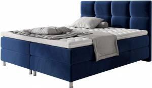 Επενδυμένο κρεβάτι Mple-160 x 200