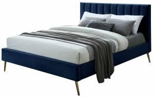 Επενδυμένο κρεβάτι Mple